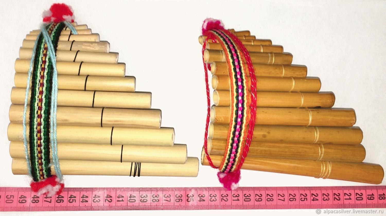 Сампоньо среднего размера в виде полукруга, Другие инструменты, Геленджик,  Фото №1