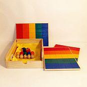 Куклы и игрушки handmade. Livemaster - original item Board game Saivet. Handmade.