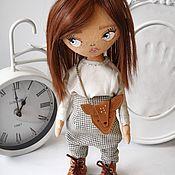 Куклы Тильда ручной работы. Ярмарка Мастеров - ручная работа Текстильная кукла. Handmade.