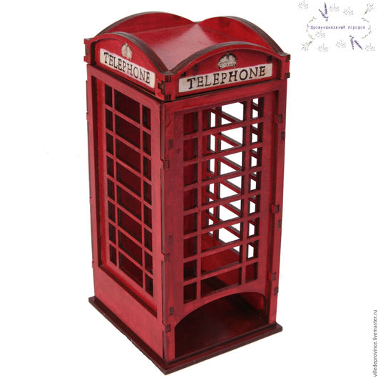 Чайный домик Лондонский Телефонная будка