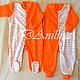 Одежда ручной работы. Комплект одежды для малыша. Анастасия (-danilina). Ярмарка Мастеров. Слип, хлопок 100%