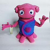 """Куклы и игрушки ручной работы. Ярмарка Мастеров - ручная работа Инопланетянин """"О"""". Handmade."""
