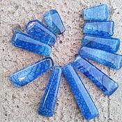 Набор камней для синий агат