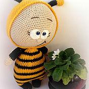 Куклы и игрушки ручной работы. Ярмарка Мастеров - ручная работа Пчелка. Handmade.