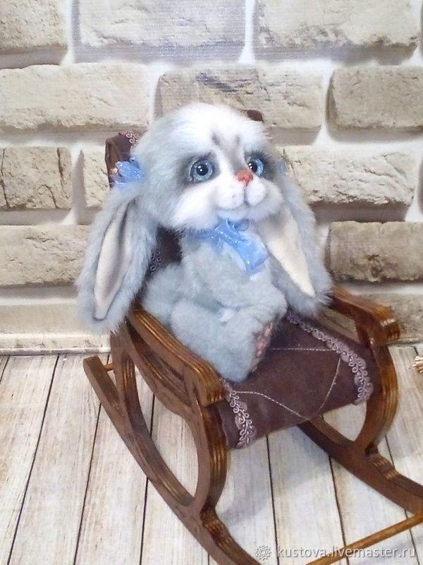 Teddy Animals: Bunny-zaznayka, Teddy Toys, Chrysostom,  Фото №1