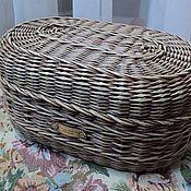 Для дома и интерьера ручной работы. Ярмарка Мастеров - ручная работа Шкатулка (венге). Handmade.