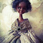 """Куклы и игрушки ручной работы. Ярмарка Мастеров - ручная работа Будуарная кукла: """"Эффи"""". Handmade."""