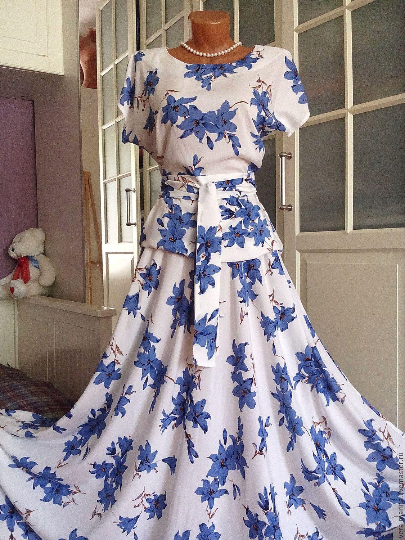 Платья для дачи