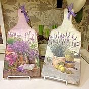 Для дома и интерьера handmade. Livemaster - original item Full Board Provence. Handmade.