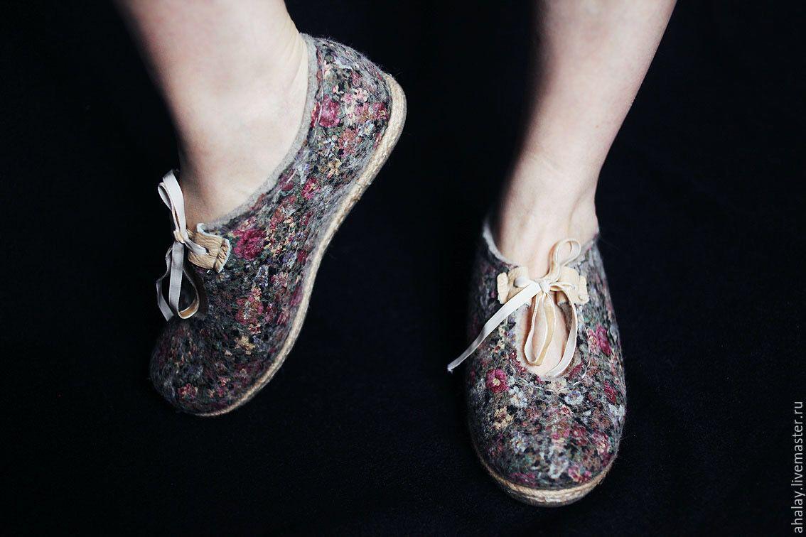 Эко обувь мастер класс пошаговый #10