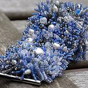 Украшения handmade. Livemaster - original item Bracelet Frozen. Handmade.