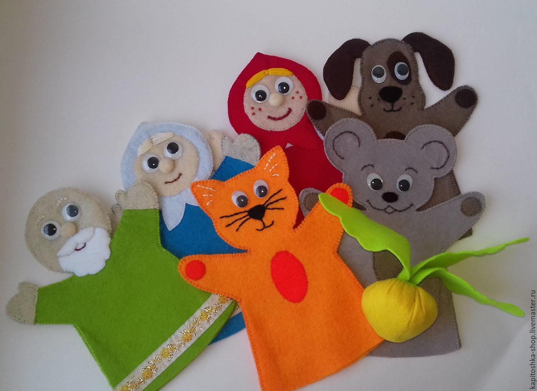 Картинки кукольный театр в детском саду своими руками 81