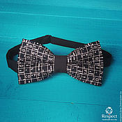 Аксессуары handmade. Livemaster - original item Tie periodic table / butterfly with chemical elements. Handmade.