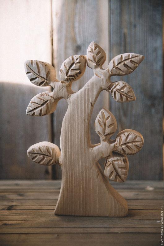 Статуэтки ручной работы. Ярмарка Мастеров - ручная работа. Купить Деревья интерьерные. Handmade. Бежевый