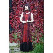 Одежда ручной работы. Ярмарка Мастеров - ручная работа Платье  Barolo  17029. Handmade.