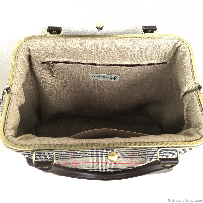 a1643c208d1d Женские сумки ручной работы. Саквояж