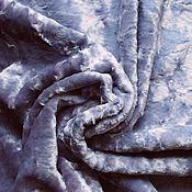 Материалы для творчества ручной работы. Ярмарка Мастеров - ручная работа Плюш Сиреневый туман. Handmade.