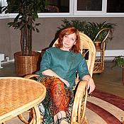 Одежда ручной работы. Ярмарка Мастеров - ручная работа Укороченный жакет  Изумруд. Handmade.