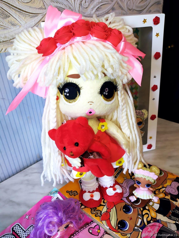 Кукла ЛОЛ Flower Child!, Мягкие игрушки, Орехово-Зуево,  Фото №1