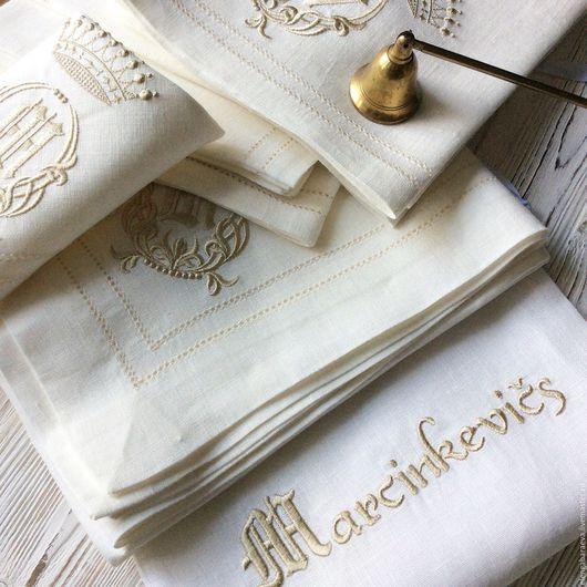 Текстиль, ковры ручной работы. Ярмарка Мастеров - ручная работа. Купить Скатерть салфетка мешок для хранения с вышивкой- Золотая лилия +M. Handmade.