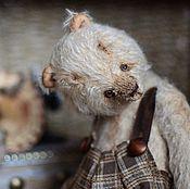 Куклы и игрушки ручной работы. Ярмарка Мастеров - ручная работа Миша, Мишенька.... Handmade.