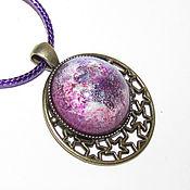 Украшения handmade. Livemaster - original item Cosmos and Stars pendant, harmony talisman. Handmade.