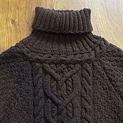 Одежда ручной работы. Ярмарка Мастеров - ручная работа Свитер вязаный Душевный. Handmade.