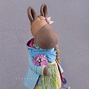 """Куклы и игрушки ручной работы. Ярмарка Мастеров - ручная работа """"РАДУГА в ЛЕТО"""". Handmade."""