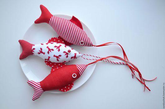 Детская ручной работы. Ярмарка Мастеров - ручная работа. Купить Рыбки морские для декора или фотосессии. Handmade. Рыбки морские