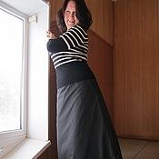 Одежда handmade. Livemaster - original item Skirt winter. Handmade.