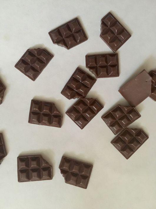 Еда ручной работы. Ярмарка Мастеров - ручная работа. Купить Шоколад для кукол. Handmade. Шоколад, Шоколадки, шоколадные конфеты