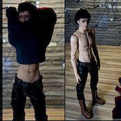 Куклы и игрушки ручной работы. Ярмарка Мастеров - ручная работа Ким, куклы бжд из полиуретана, bjd парень. шарнирная кукла мужчина. Handmade.