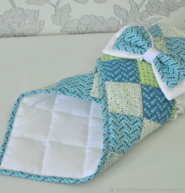 Одеяло - конверт на выписку для мальчика весенний /  осенний, Конверты на выписку, Санкт-Петербург,  Фото №1