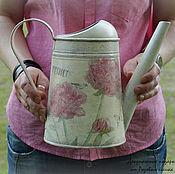 Цветы и флористика ручной работы. Ярмарка Мастеров - ручная работа Лейка для цветов Regal Flower. Handmade.