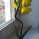 Цветы ручной работы. Орхидея. Анна Чепелева. Ярмарка Мастеров. Интерьерная композиция