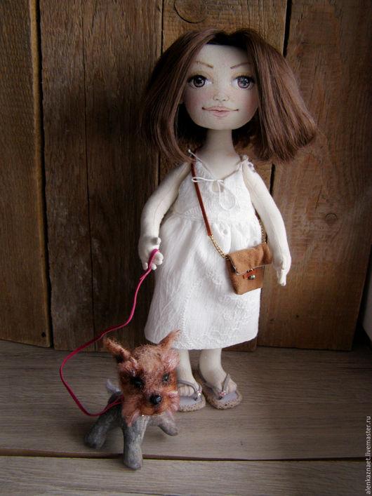 Портретные куклы ручной работы. Ярмарка Мастеров - ручная работа. Купить Портретная кукла по фото..) Кукла текстильная. Кукла авторская.. Handmade.