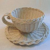 Для дома и интерьера handmade. Livemaster - original item Cup-candy dish. Handmade.