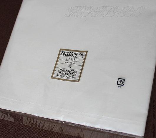Ткань для цветов ручной работы. Ярмарка Мастеров - ручная работа. Купить Момен 1500 (хлопок) арт. 000518. Японская ткань для цветоделия. Handmade.