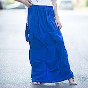 Одежда handmade. Livemaster - original item Long skirt to the floor. Handmade.