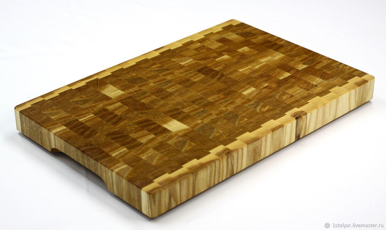End cutting Board №90, Cutting Boards, Orekhovo-Zuyevo,  Фото №1