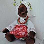 Куклы и игрушки ручной работы. Ярмарка Мастеров - ручная работа Фрося. Мишка-тедди. Handmade.