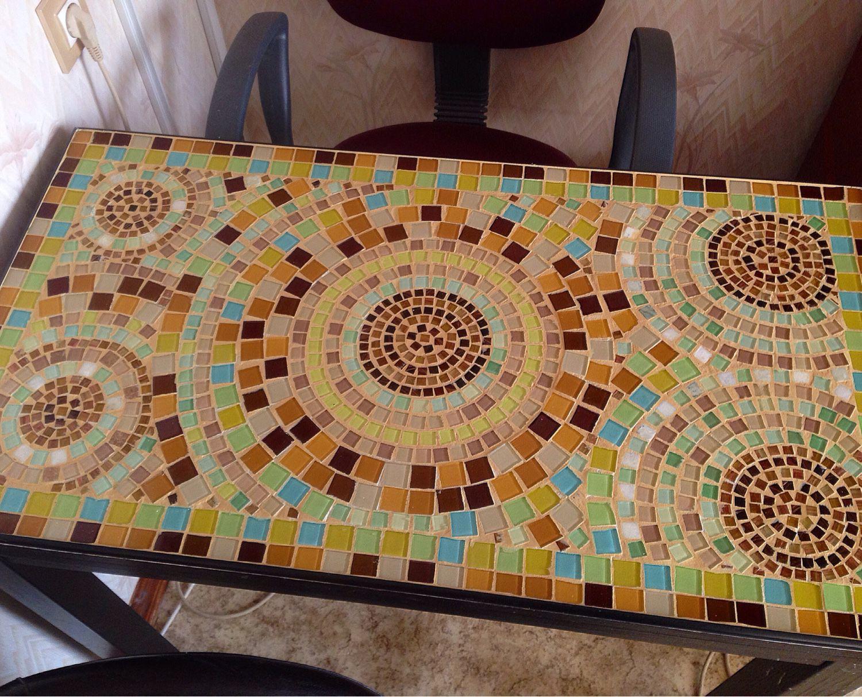Роспись керамической плитки своими руками фото 980