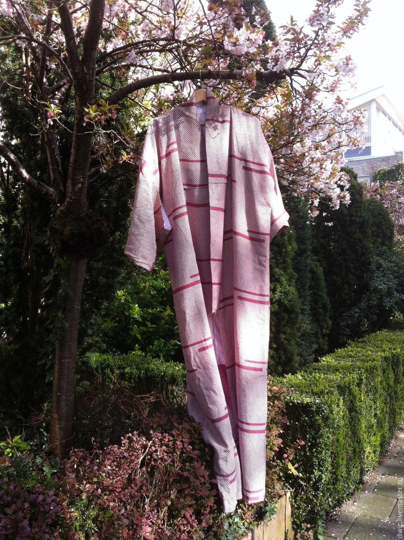 Винтаж: Кимоно (ручная работа), Япония, Винтажная одежда, Арнем, Фото №1