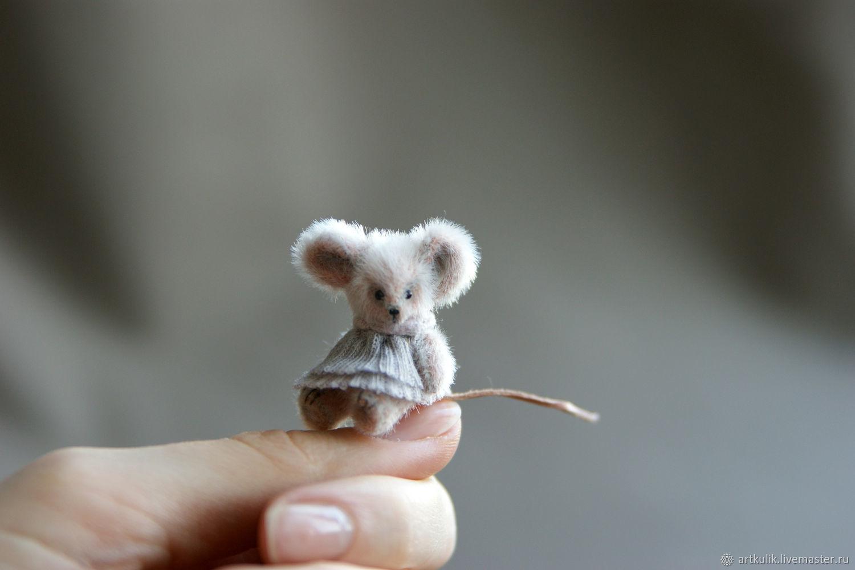 Mini Mouse, 3 cm, Teddy Toys, Omsk,  Фото №1