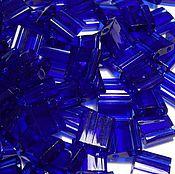 Материалы для творчества ручной работы. Ярмарка Мастеров - ручная работа Миюки ТИЛА 151 transparent blueberry 10гр. Handmade.