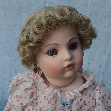 Куклы и игрушки ручной работы. Ярмарка Мастеров - ручная работа Брю Ханна от Joan Greene. Handmade.