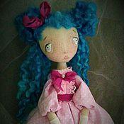 Куклы и игрушки ручной работы. Ярмарка Мастеров - ручная работа Мальвина. Handmade.