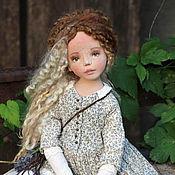 Куклы и пупсы ручной работы. Ярмарка Мастеров - ручная работа Текстильная кукла, Марина. Handmade.