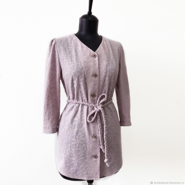 """Блузки ручной работы. Ярмарка Мастеров - ручная работа. Купить Блузка """"Andria"""". Handmade. Блузка, бежевая блузка"""
