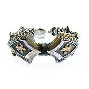 Украшения handmade. Livemaster - original item The band is rigid: Men`s bracelet